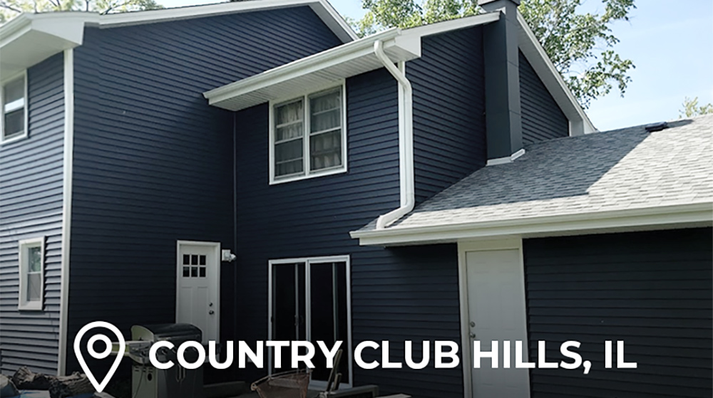 Country club hills Home